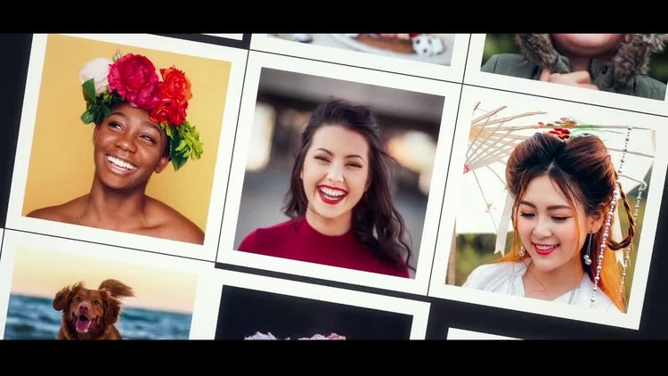 Multi Photo Opener: After Effects Templates