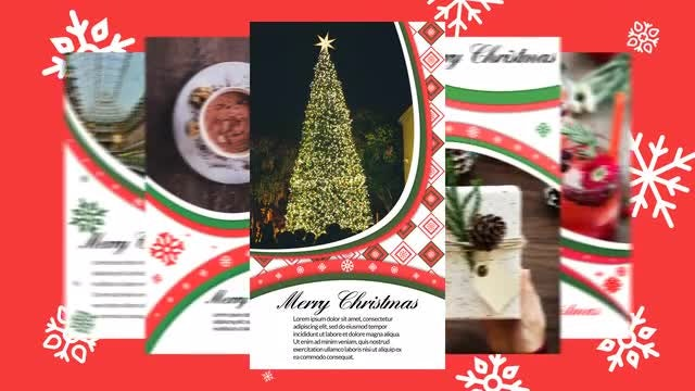 Christmas Stories: After Effects Templates