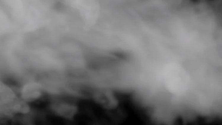 Smoke Billow 05: Stock Video