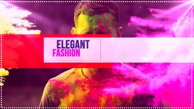 Elegant Fashion: After Effects Templates