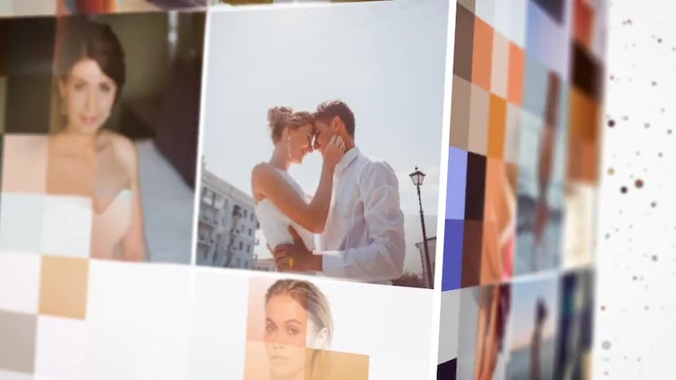 Honeymoon - Wedding Slideshow: After Effects Templates