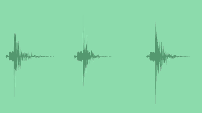 Window Film Bang: Sound Effects