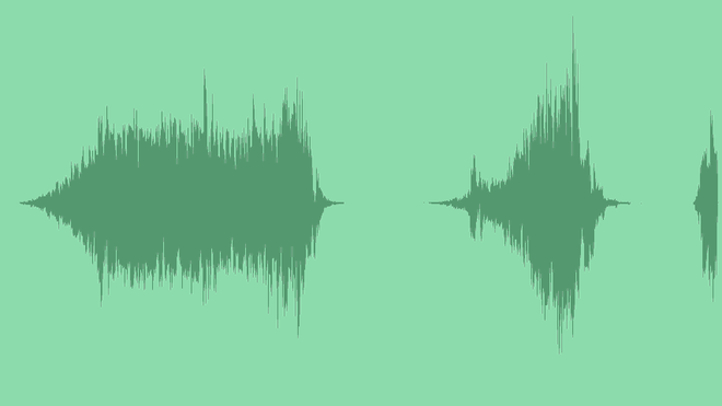 Energy Build Up: Sound Effects