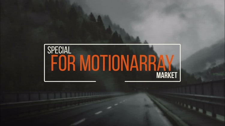 15 Modern Minimal Titles: After Effects Templates