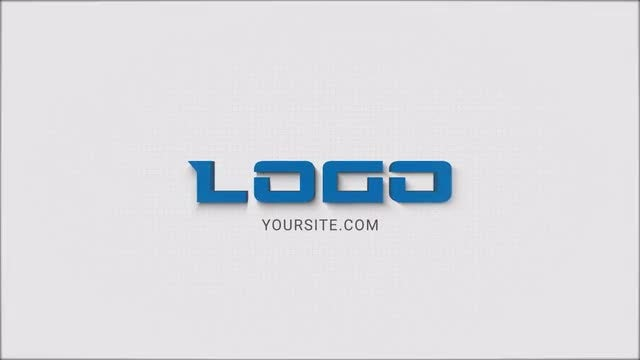 Logo Opener: After Effects Templates