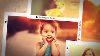 Gallery of Memory: After Effects Templates