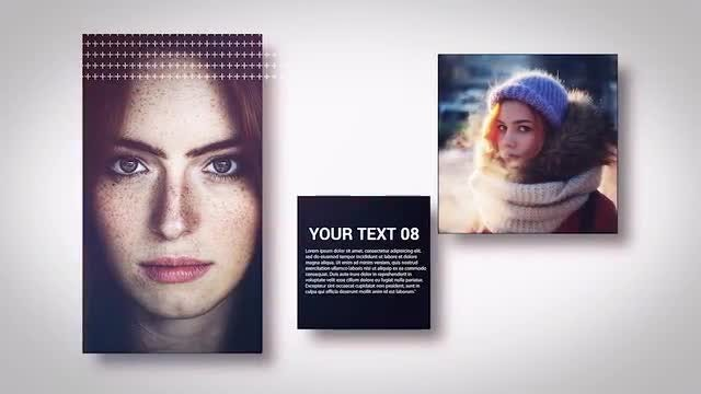 Mask Slideshow: After Effects Templates