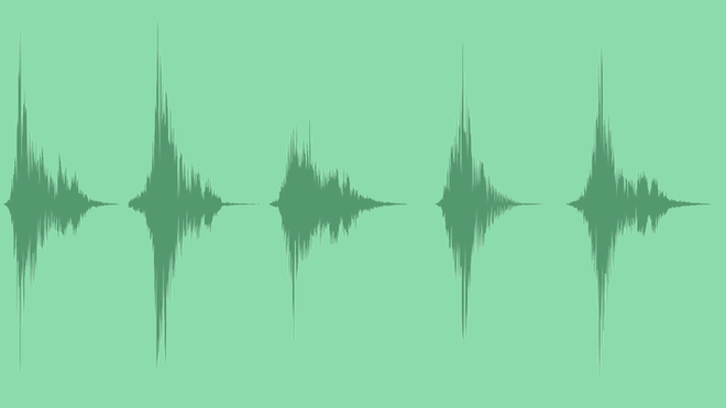 Whooshes: Sound Effects