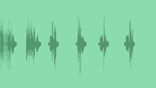 Bonus Receive: Sound Effects
