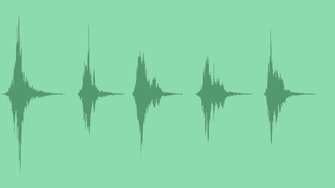 Woosh And Swoosh Pack (5 items): Sound Effects