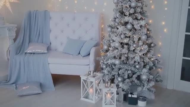 Studio For Christmas Photos: Stock Video