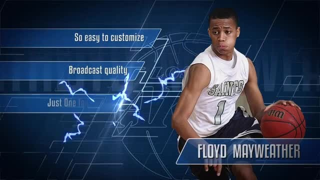 Player Profile: After Effects Templates