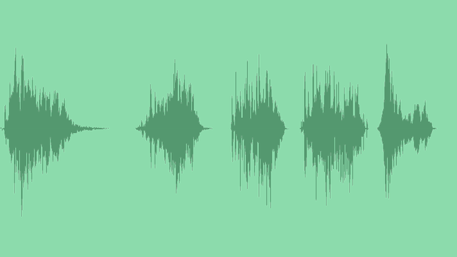 Change Form Transformation: Sound Effects