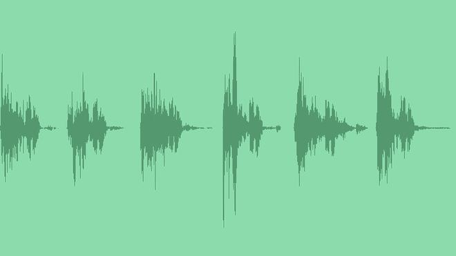 Glitch Machinery Power Down: Sound Effects