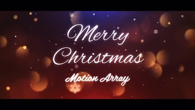 Christmas Titles 2: Premiere Pro Templates