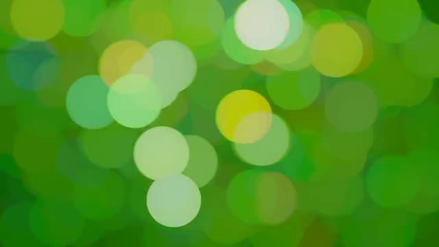Green Interference White Dots: Stock Video