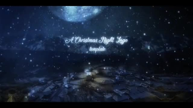 The Christmas Magic Titles: After Effects Templates