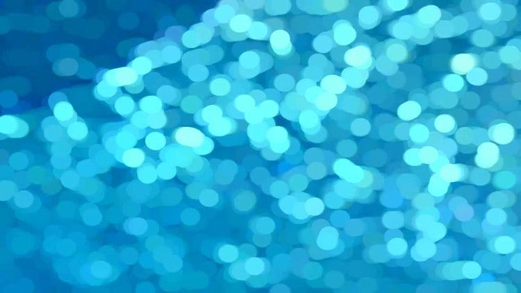 Blue Lights: Stock Video