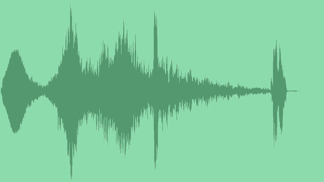 Soft Glitch Logo: Royalty Free Music