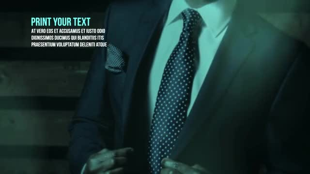 Uplifting Digital Corporate Slideshow: After Effects Templates
