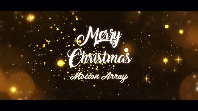 Christmas Titles: Premiere Pro Templates