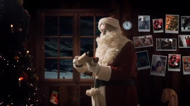 Santa Claus At Midnight: After Effects Templates