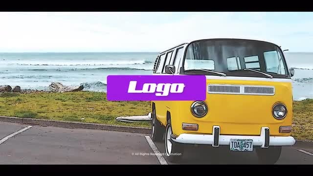 Ink Logo: After Effects Templates