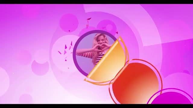 Sweet YouTube Opener: After Effects Templates