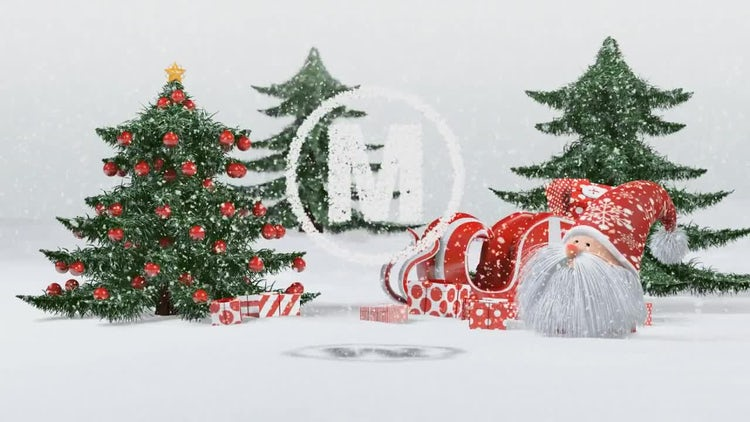 Christmas Opener 2: After Effects Templates