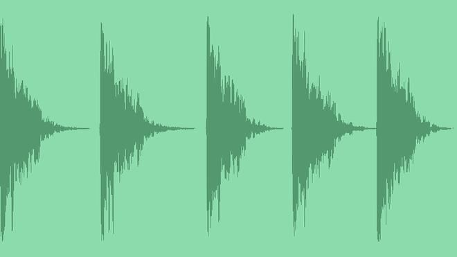 Hit Glitch: Sound Effects