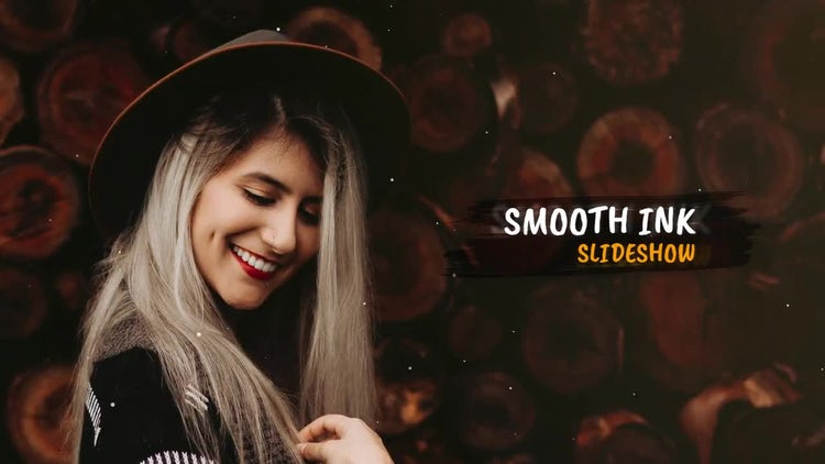 Smooth Ink - Slideshow: After Effects Templates