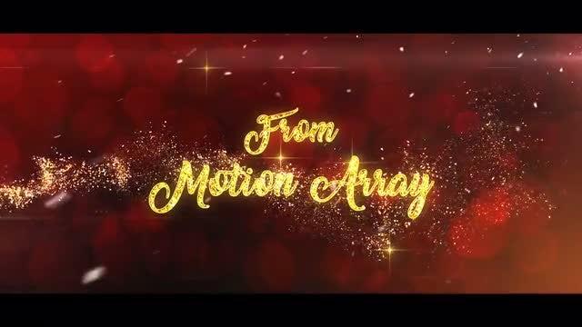 Christmas: Motion Graphics Templates