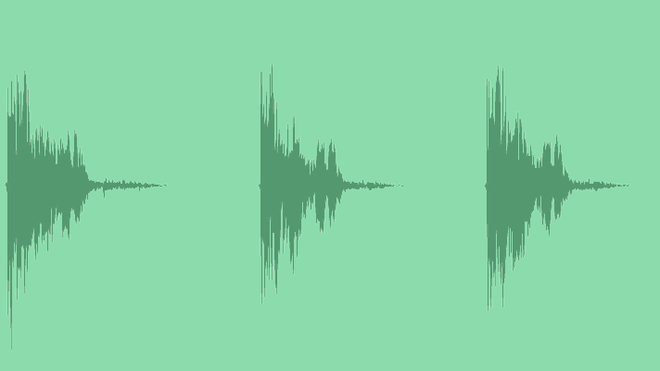 Short Fireworks: Sound Effects