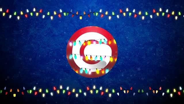 Christmas Logo: Premiere Pro Templates