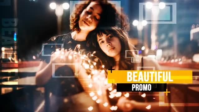 Beautiful Promo: After Effects Templates
