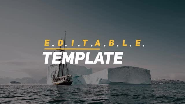 Stylish Titles 4k: Motion Graphics Templates