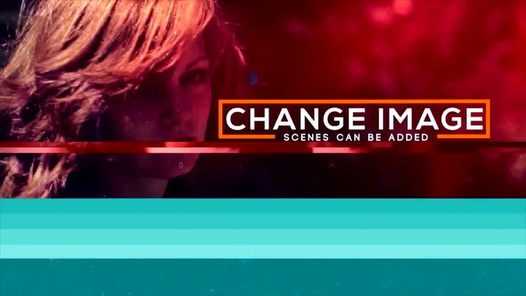 Pleasant Slide: After Effects Templates