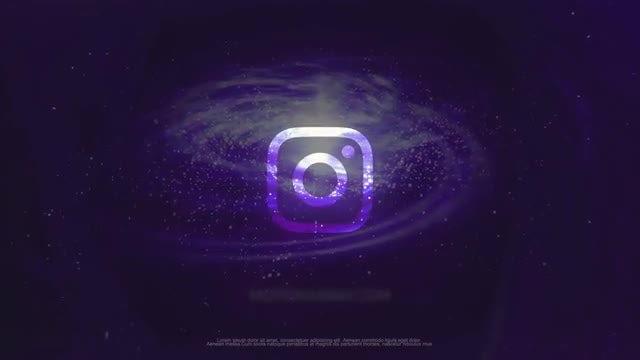 Space Logo: Premiere Pro Templates