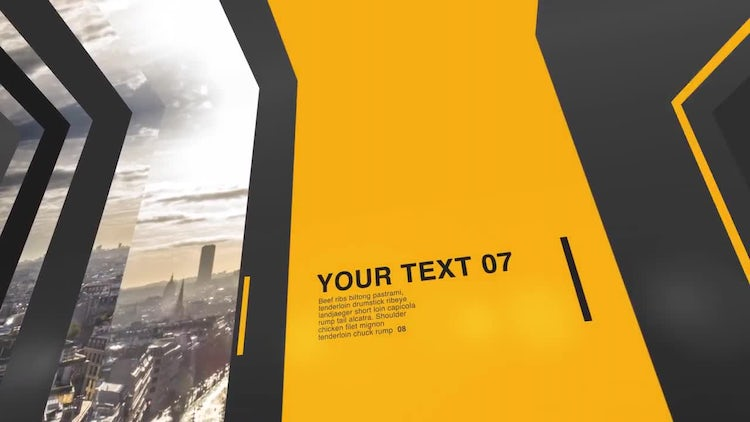 Modern Opener: After Effects Templates