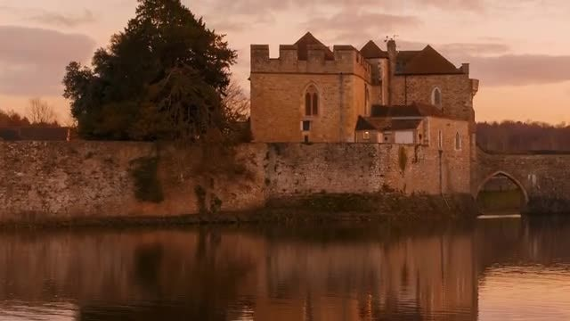 Medieval Castle: Stock Video