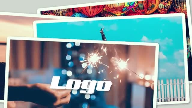 Photo Logo: After Effects Templates