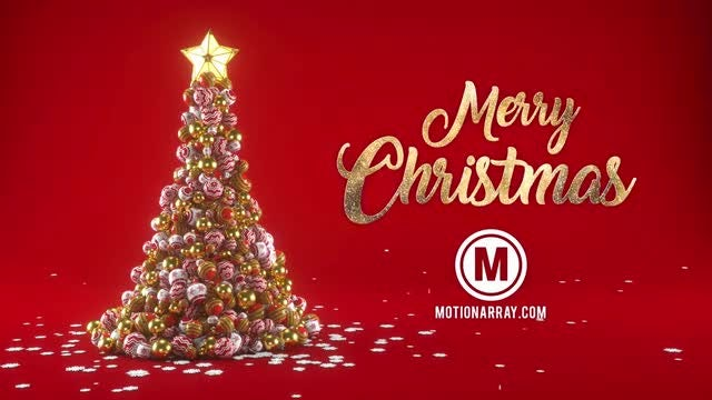 Christmas/New Year Opener: After Effects Templates