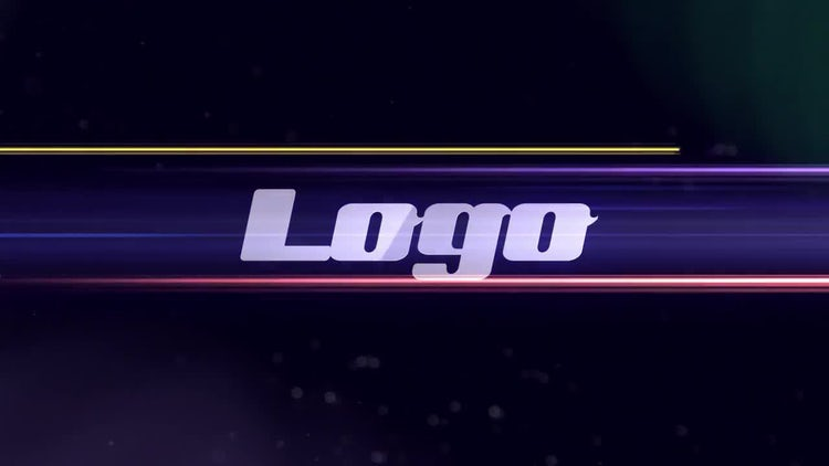 Streak Logo: After Effects Templates