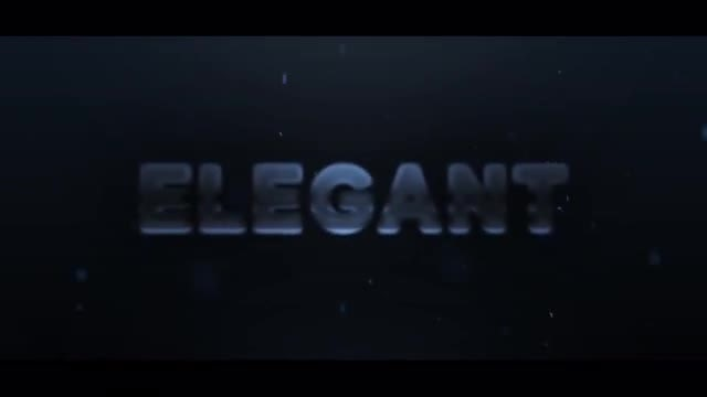 Cinematic Reveal: After Effects Templates