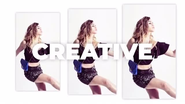 Stomp Fashion Opener: After Effects Templates
