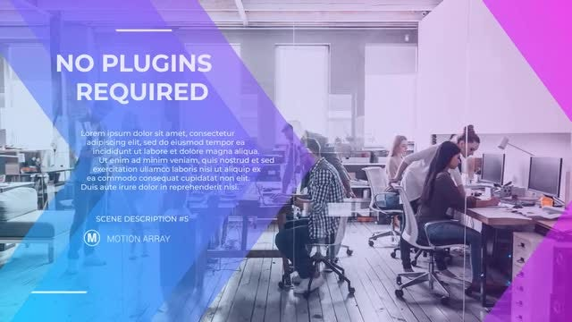 Corporate Slides II: After Effects Templates