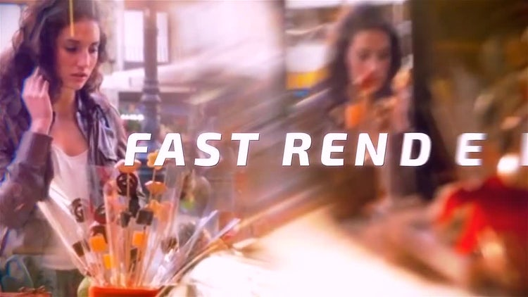 Fast Intro Opener: After Effects Templates