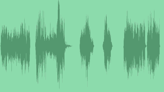 5 Glitch Noise Sound Effects: Sound Effects