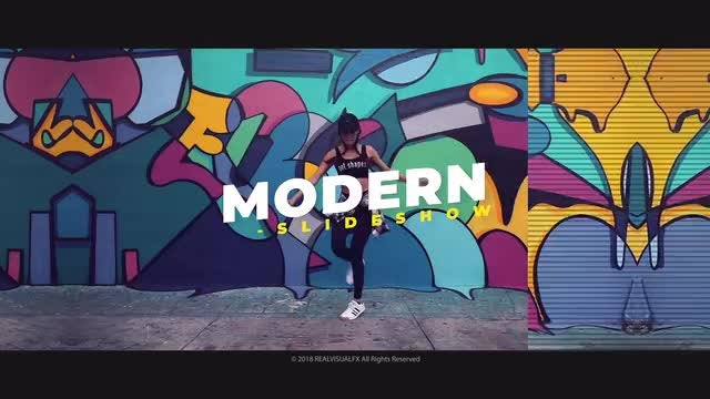 Urban Hip Hop: After Effects Templates