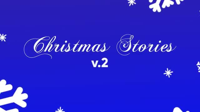 Christmas stories v.2: After Effects Templates